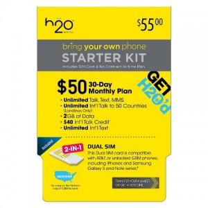 H2O Starter Kit