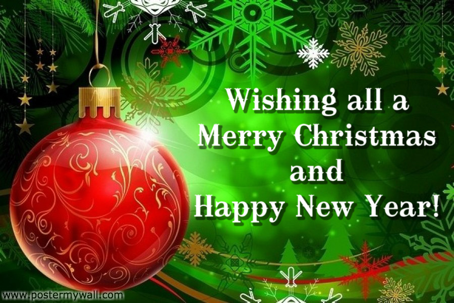 Christmas and new year greeting cards for everyone christmas and new year greeting cards m4hsunfo