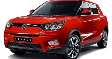 SsangYong Tivoli