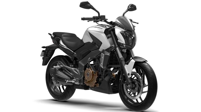 Bajaj Dominar 400 Motorcycle.