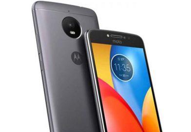 Motorola Moto E4 Plus Smartphone.