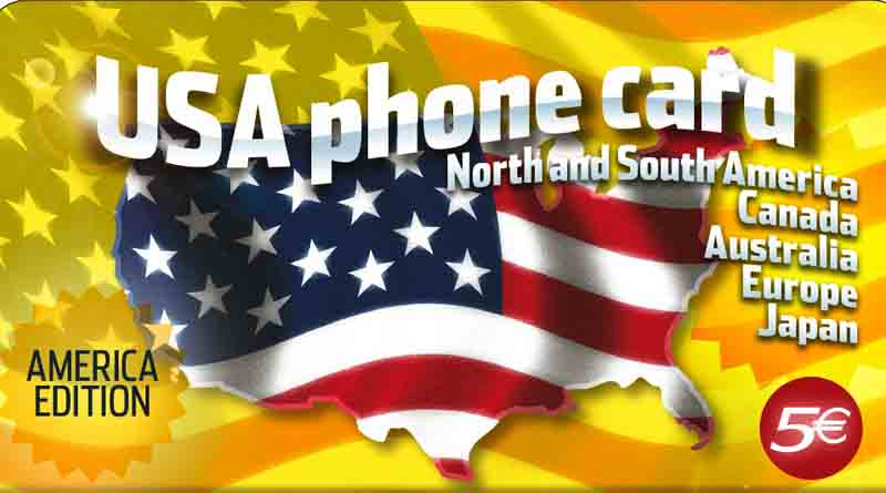 Phone Cards USA