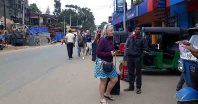 Visiting Sri Lanka
